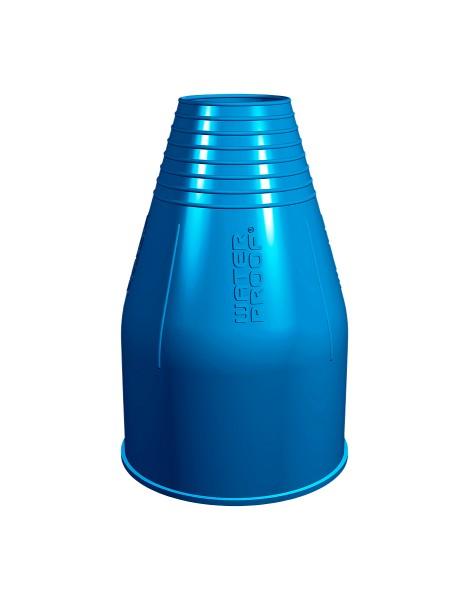 Silikon Halsmanschettte Small, Blau